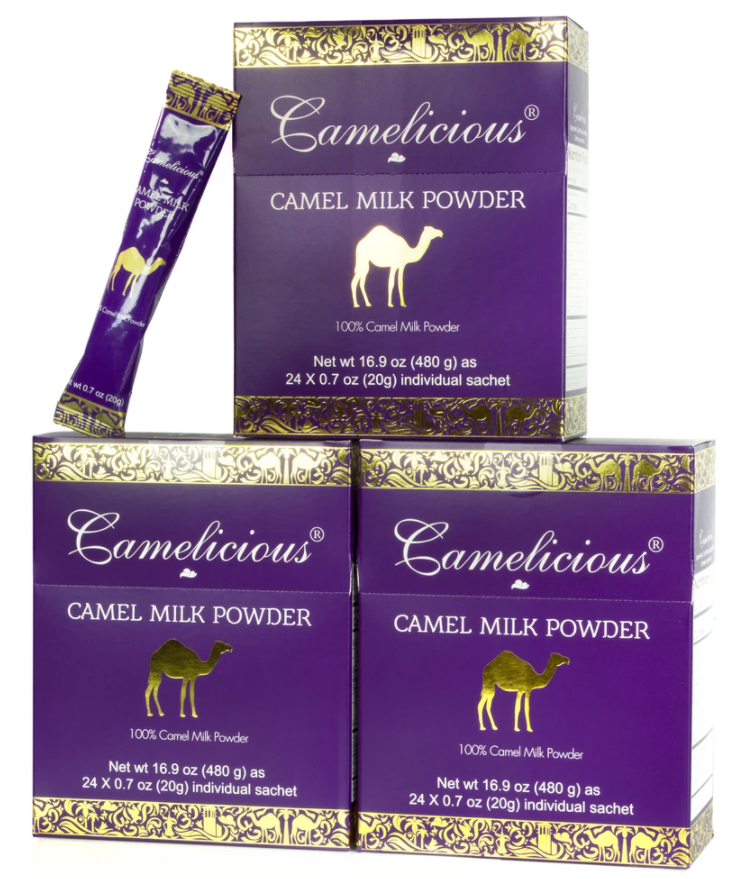 6 Pack Camelicious Powder Deal - 10% OFF (SAVE $59.97)