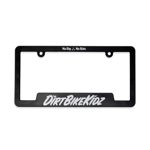 License Plate - Dirt Bike Kidz