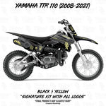 Yamaha TTR 110 Faded