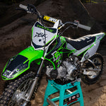 Kawasaki KLX 110 Graphics Kit (2010-2019)