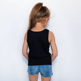 Yellow Checkers - Toddler Unisex Tank
