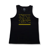 Yellow Checkers - Youth Boys Tank