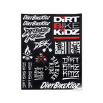 Sticker Sheet - Slap Pack