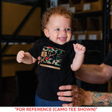 Baby/Toddler - Training Wheels Tee