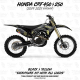 Honda CRF450/250 Faded Edition