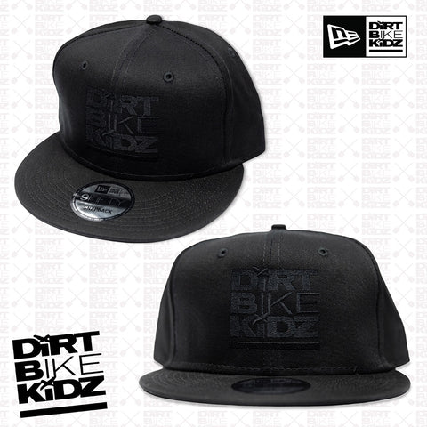 Blacked Out Snapback
