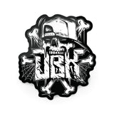 Sticker - Crossbones