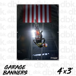 Tyler Bereman - Limited Edition Banner (Signed)