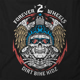 Forever 2 Wheels - Tee / Sticker Bundle