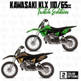 Kawasaki 110/65 Twitch Edition
