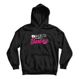 Bikes Over Barbies - Youth Hoodie