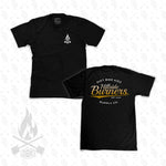 Burners Faded Tee