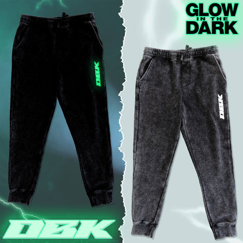 DBK Racer - Glow Sweatpants