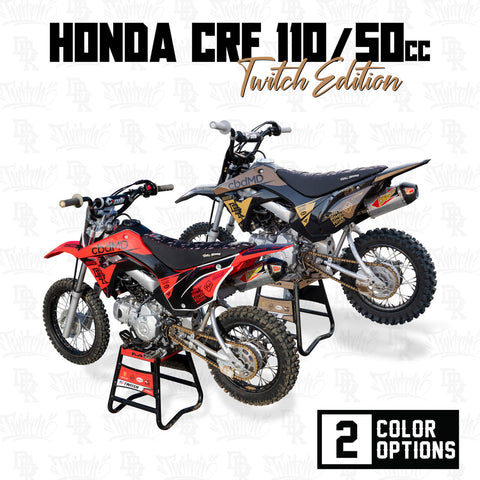 Honda CRF 110/50 Twitch Edition
