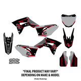 Honda Graphic Kits