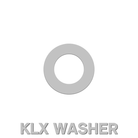 KLX Triple Clamp Washer