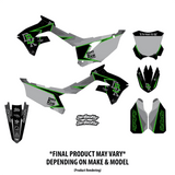Kawasaki Graphic Kits