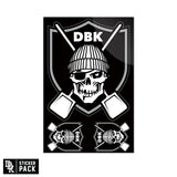 Sticker Pack - DBK Nation