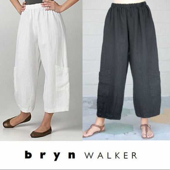 Bryn Walker Casbah Pant - sariKNOTsari slow fashion bryn walker linen Hamilton sustainable fashion gifts sari not sari Hamilton Fair trade  Ethical  Artisan made  Zero waste  Up-cycled Slow Fashion  Handmade  GTA Toronto Copper Pure Upcycled vintage silk handmade recycled recycle copper pure silk travel clothing hamilton vacation cruisewear resortwear bathing suit bathingsuit vacation etsy silk clothing gifts gift dress top pants linen bryn walker alive intentions kaarigar elephants