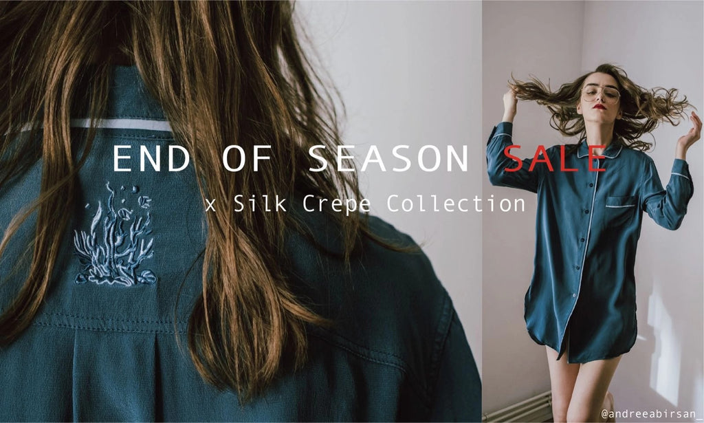 end of season sale - new style