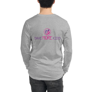 WITNESS Unisex Long Sleeve Tee