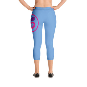 SMK Women's Capri Leggings