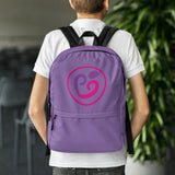 SMK Purple Backpack