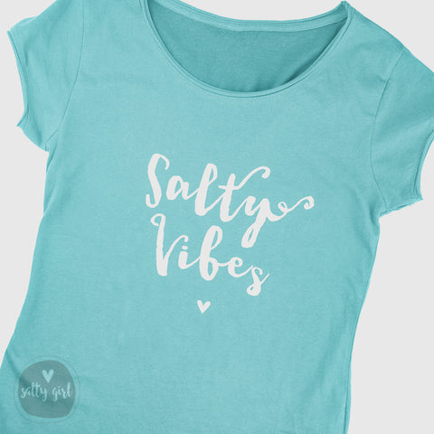 Salty Vibes Tee by Salty Girl