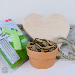 DIY Driftwood Heart Kit