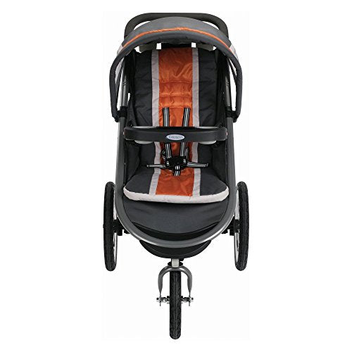 Graco Fastaction Fold Jogger Click Connect Stroller Gotham One Size