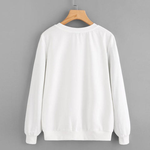 Image of Sweat-shirt Pull Chat Minimaliste - www.lechatquiboude.com