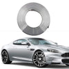 Plated Wheel Bumper Protection Ring Trim - mofuntools