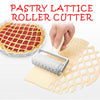 🔥Christmas Sale 50% OFF🔥Pastry Lattice Roller Cutter - mofuntools