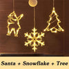 Santa Fairy Decorative Light - mofuntools