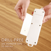 Punch-Free Wall Hanging Patch Panel Holder - mofuntools