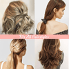 Easy-To-Wear Stylish Hair Scrunchies - mofuntools