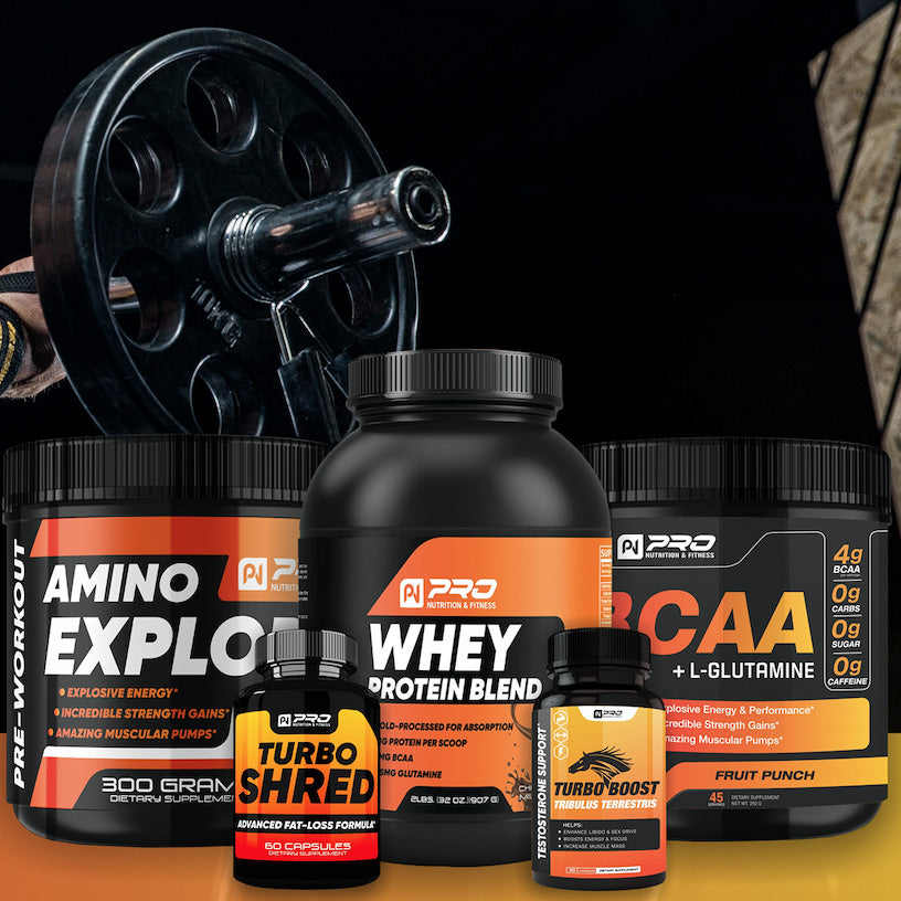 Muscle Gainer Stack