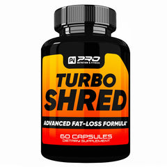 Turbo Shred - Advance Fat Burner