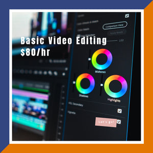 Basic Video Editing