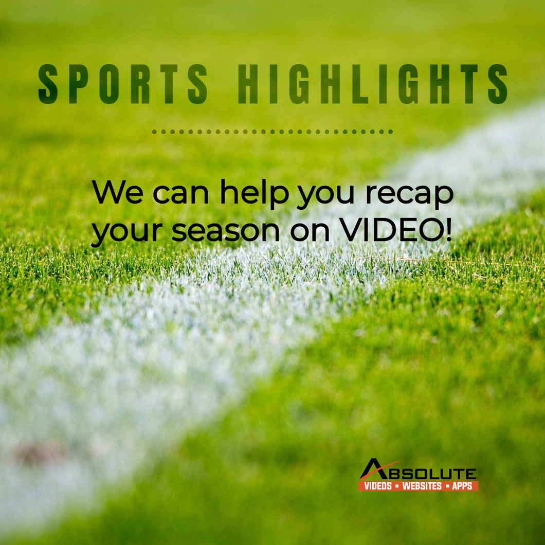 Team Sports Highlight Video