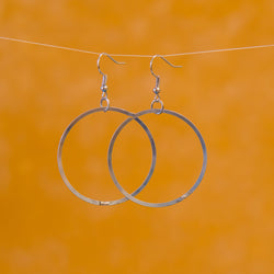 Small Single Hoop Earrings