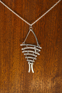 Slinky Fish Necklace
