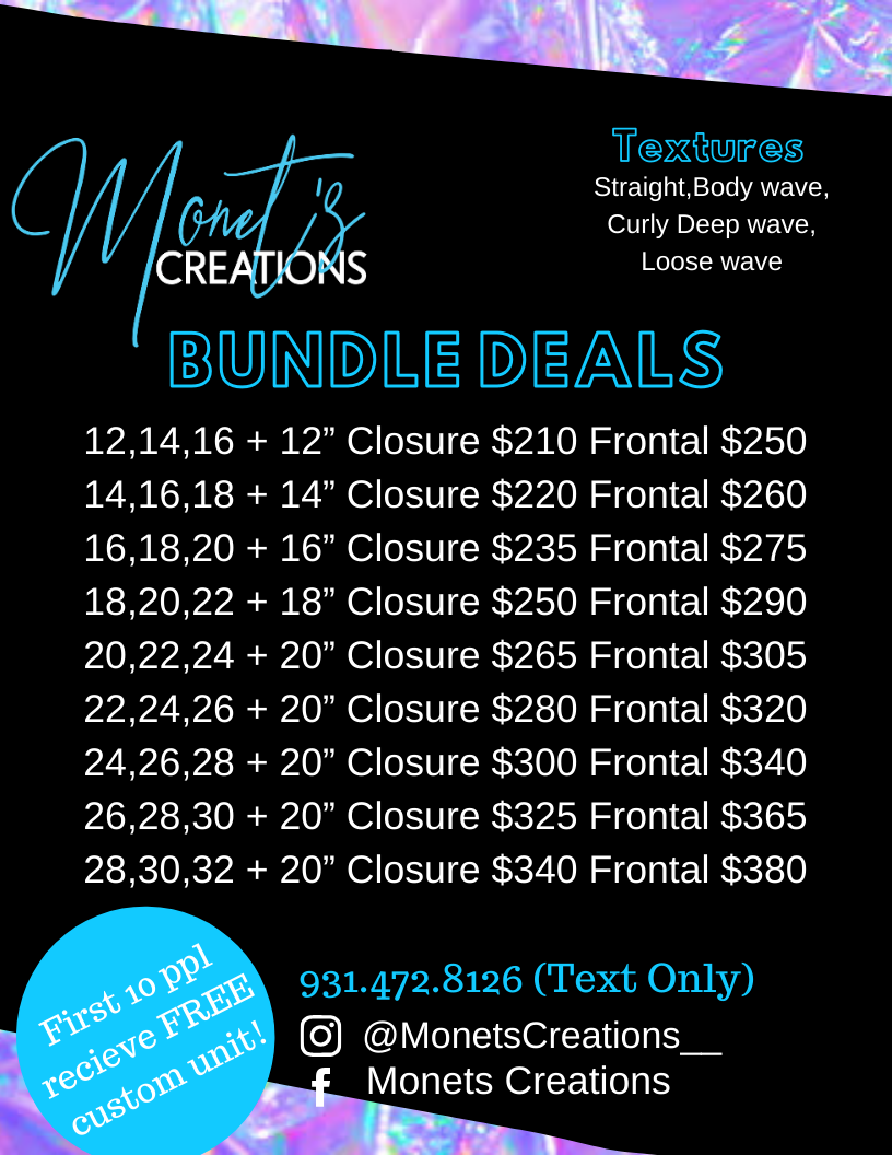 Closure Bundle Deal