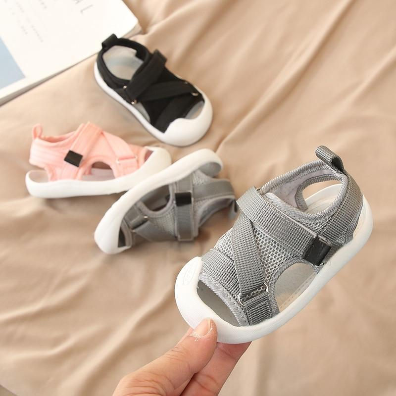 Lullaby Cloud Velcro Sandals™️