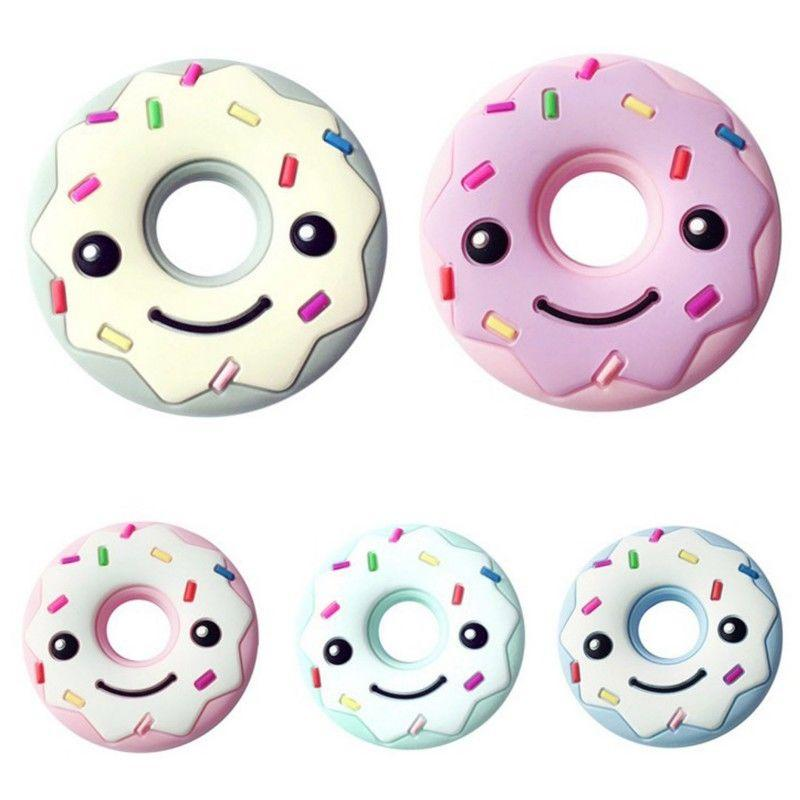 Baby Donuts Teething Toy