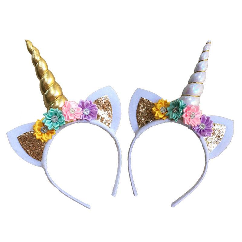 Unicorn Head Band