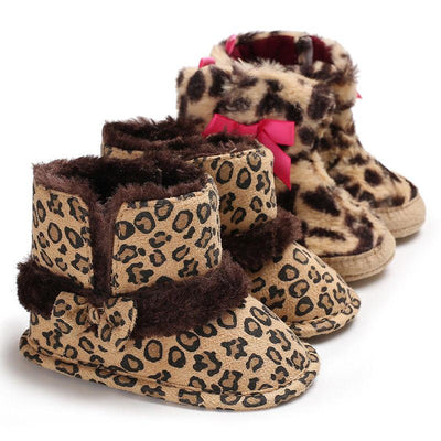 Bowknot Boots