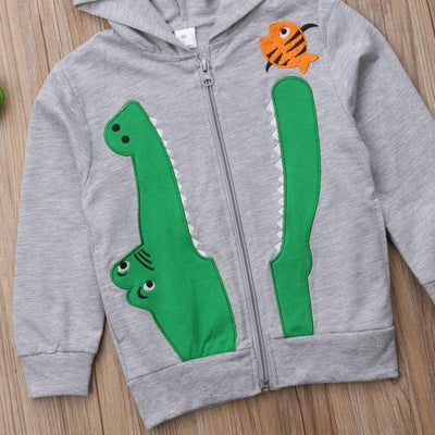 Lullaby Crocodile Sweater