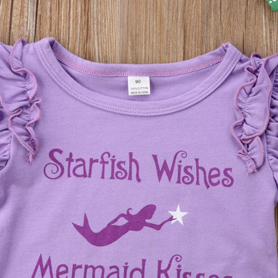 Starfish Wishes and Mermaid Kisses