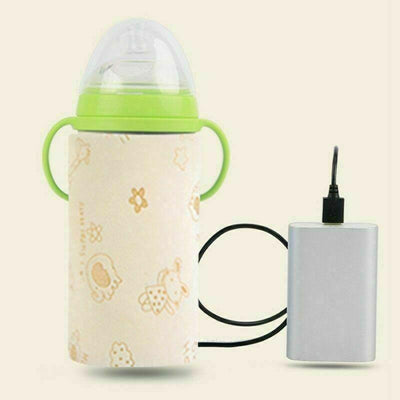 USB Portable Bottle Warmer